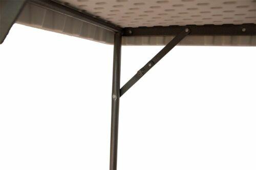 klappbar Kunststoff NATIV Campingtisch mit Spüle und Wasserhahn