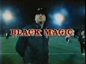 1984 South Carolina Football DVD Black Magic Bob Fulton Joe