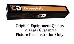 MAZDA B2500 2.5 TURBO DIESEL DRIVESHAFT OFF//SIDE 98/>ONWARDS BRAND NEW