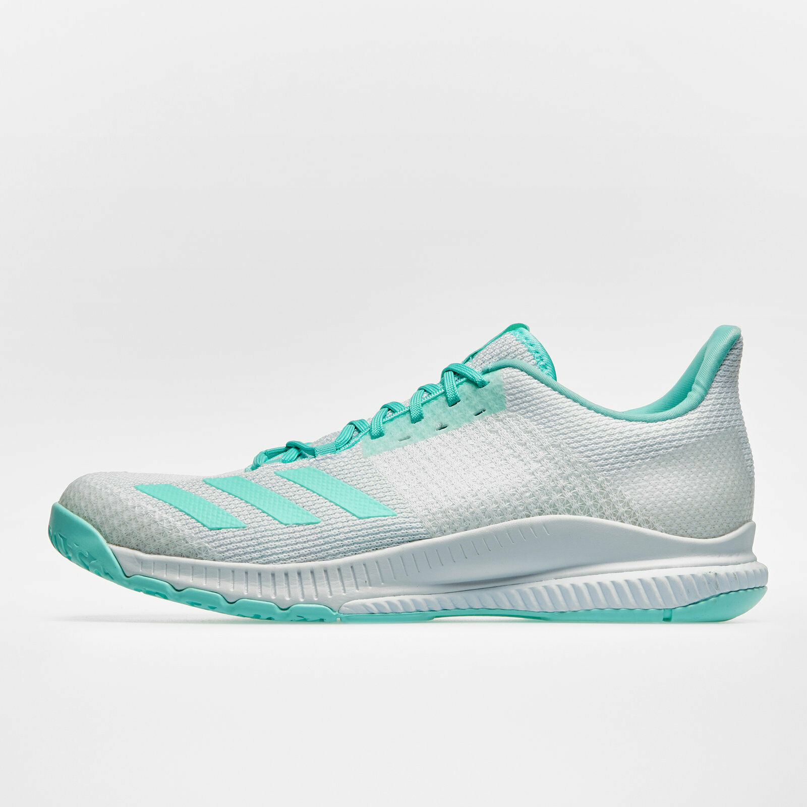 Adidas donna Crazybay Bounce Netball Trainers Sports scarpe  bianca  all'ingrosso a buon mercato