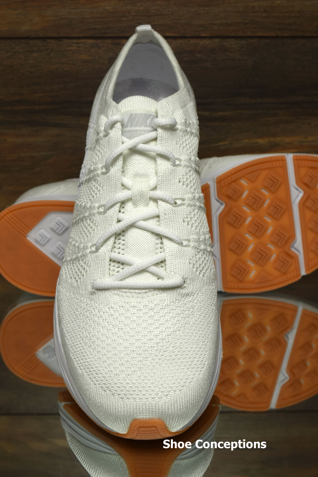 Nike flyknit trainer drei weiße ah8396-102 laufschuhe männer - - - multi - größe 405d7f
