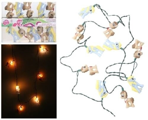 My Little Pony Derpy Hooves & Dr. Whooves Holiday Christmas Lights String Set