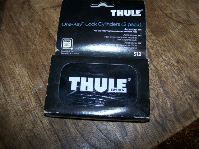 Thule 451200 451200 Barrels x 12 and One Key One Key System Pack Set of 12