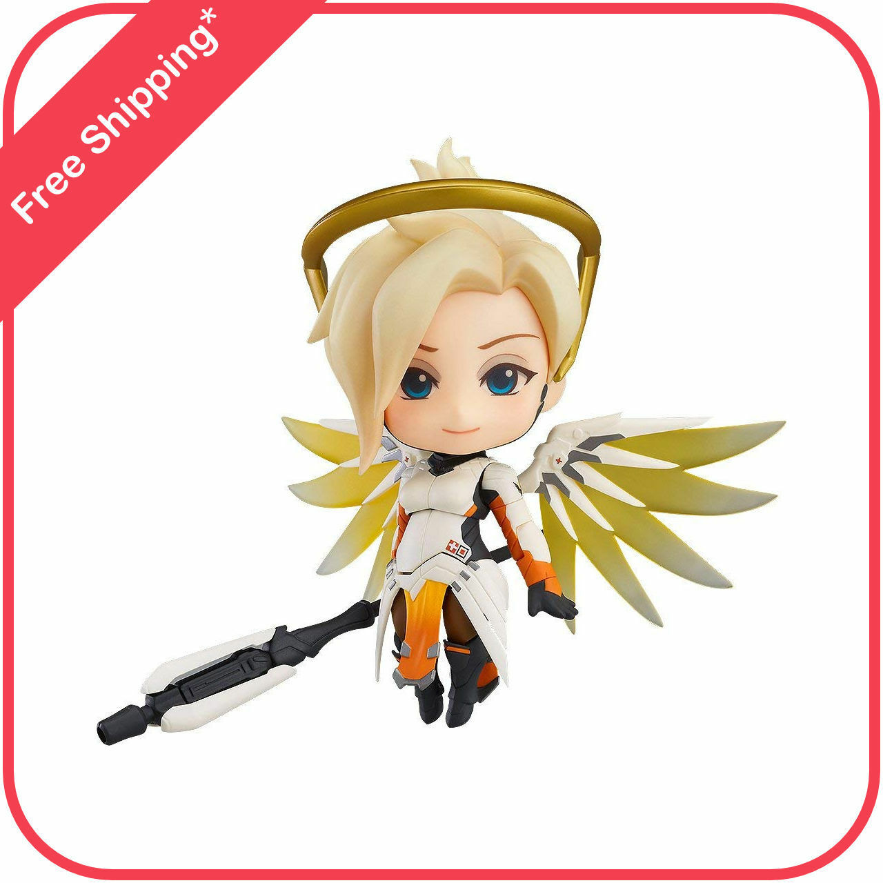 Mercy Blizzard Overwatch Nendoroid figure by Good Smile Company