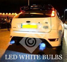 Bright White LED SMD Canbus Focus MK2 RS ST LED Number Plate Lights