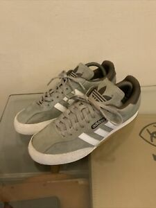 Mens Suede ADIDAS SAMBA Trainers Size