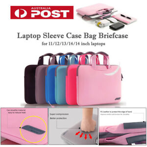 Laptop-Sleeve-Case-Bag-Ultrabook-Carry-Pouch-for-MacBook-Microsoft-11-034-13-034-14-034-15-034