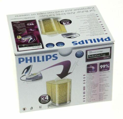 Philips 423902178460 - GC004/00 Confezione 4 cartucce anticalcare PerfectCare Pu