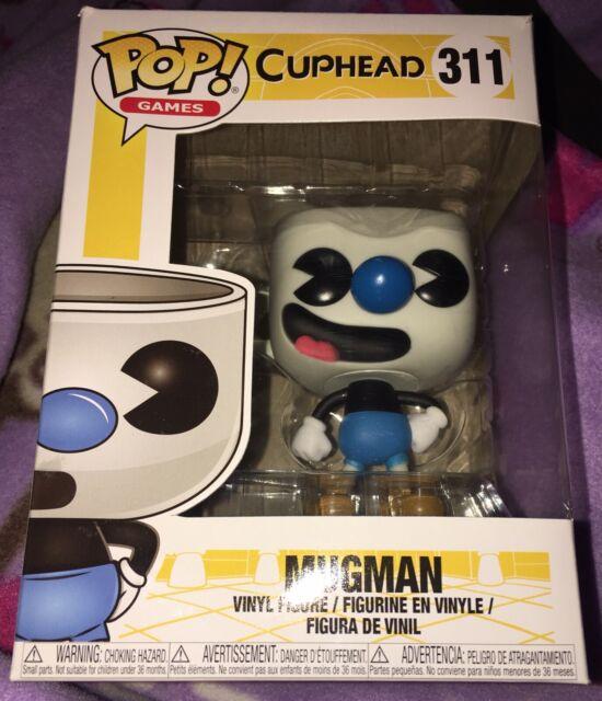 Desconocido FUNKO POP GAMES Cuphead S1 Mugman