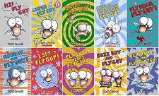 Set of 10 Fly Guy Readers - Tedd Arnold Grade Level 2 Books Scholastic Lot *NEW*