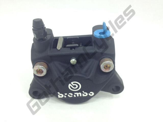 OEM Genuine Brembo Black P32 32mm Rear Brake Caliper w// Pad P32F 32F