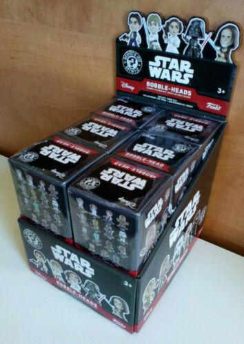 ⚠ super promo ⚠ Star Wars présentoir de 12 figurines Mystery Minis 6 cm