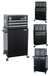 PORTABLE LARGE TOOL CHEST TOP CABINET TOP BOX AND GARAGE ...