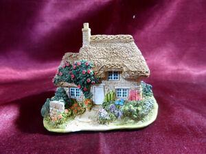 LILLIPUT-LANE-Tuppenny-Bun-The-British-Collection-MODEL-BUILDING-L2131