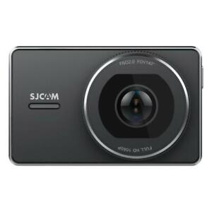 "SJCAM Car Dashcam 140° Viewing 3"" LCD Super Capacitor 1080P WiFi Metal Frame"