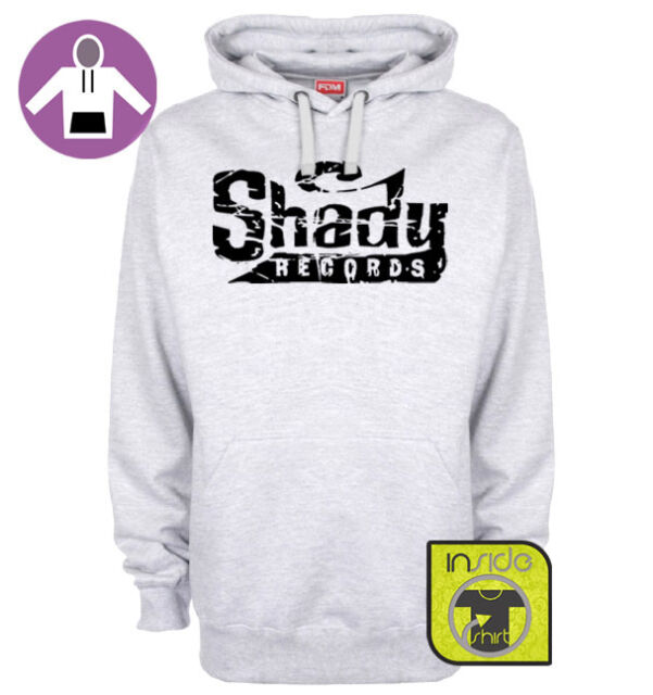 FELPA SHADY RECORDS eminem fuck rap stan berzerk The Marshall Mathers - FDM g