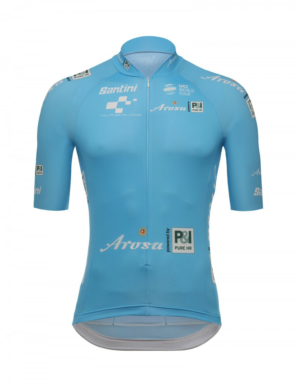 SHIRT blueE TOUR DE SWISS 2018 Size M