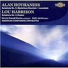 Hovhaness: Symphony No. 2; Mysterious Mountain; Lousadzak; Lou Harrison: Symphony No. 2, Elegiac (2008)