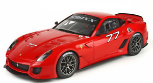 1 18 Ferrari 599 XX Miami 2010 1 18 • BBR P1821