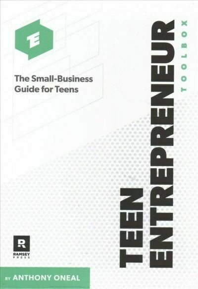 Teen Entrepreneur Toolbox An 8 Step Guide For Helping Teens Start A Business By Anthony Oneal 2018 Book Other For Sale Online Ebay