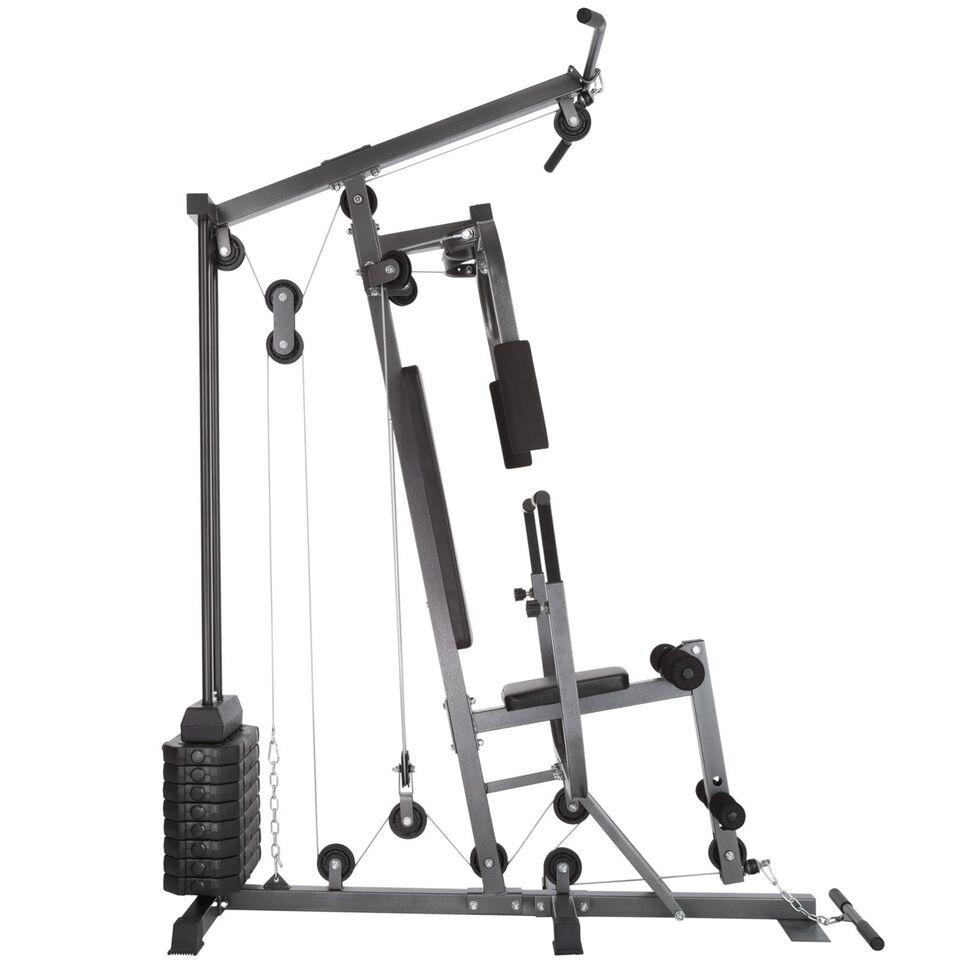 Andet, Træningsstation home gym med Bænkemodul