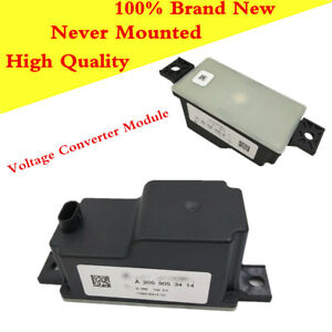 For-Mercedes-Benz-W205-W253-CLS350-Voltage-Converter-A2059052809-A2054400073