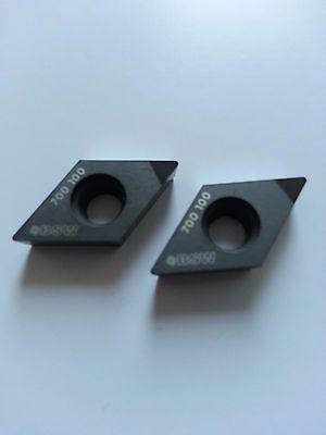 Wendeplatten DCGW11T304 CBN 1 Schneiden 10 x