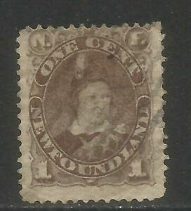 Newfoundland-1880-96-Prince-of-Wales-1c-violet-brn-Attractive-Topical-41-used