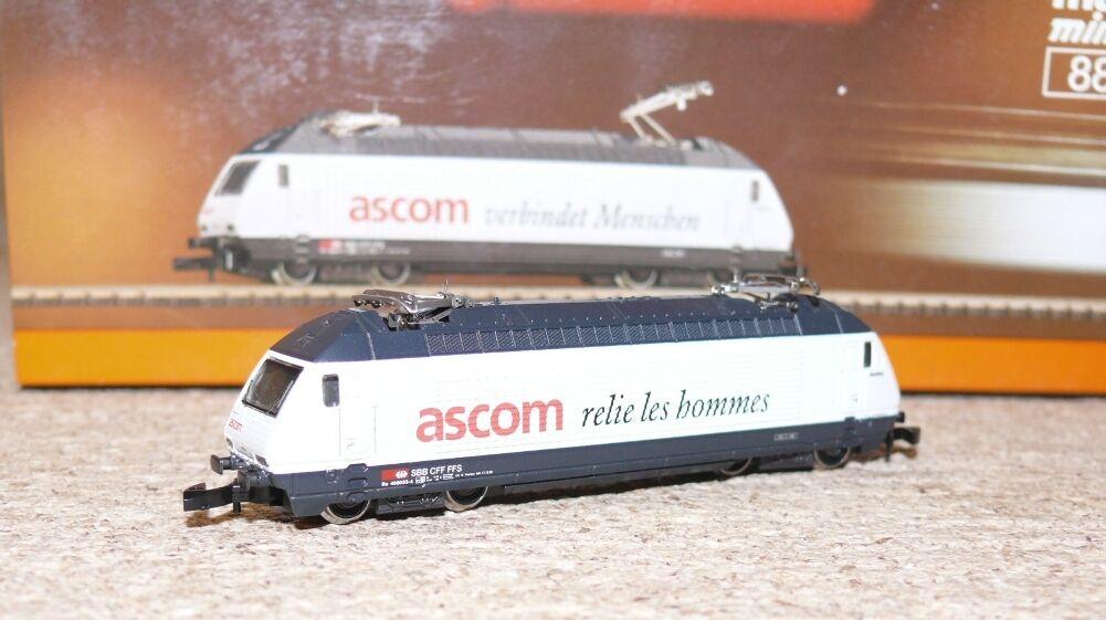 U3   88451 e Lok serie 460 SBB Ascom inutilizzato