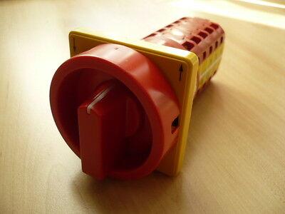 Hauptwendeschalter Wendeschalter Steuerschalter Schalter switch Consul 2.3ELH300