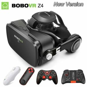 Virtual-Reality-Goggles-3D-Headset-Box-Glasses-Goggle-Iphone-Android-Technic-New