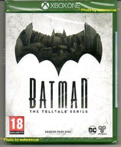 BATMAN-LA-SPIA-SERIE-034-NUOVO-amp-Sealed-039-XBOX-ONE