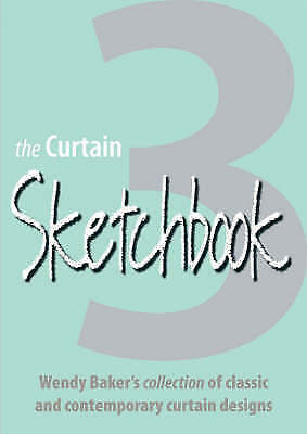 1 of 1 - The Curtain Sketch Book 2, Baker, Wendy, New Book