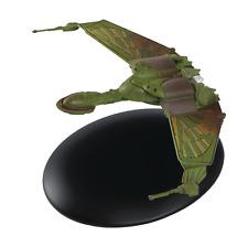 Eaglemoss Star Trek The Official Starships Collection #2 Klingon Bird of Prey S