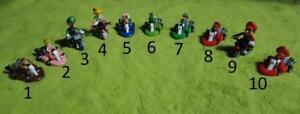 AgréAble Mario Kart Mariokart Figurines Jouet 6cm ( Doney Kong, Yoshi & Co 1stk