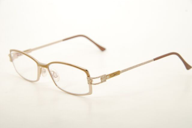 436ca0f98fbe New Authentic Cazal Titanium Mod.188 Col.668 Bronze 52mm Frames Eyeglasses  RX