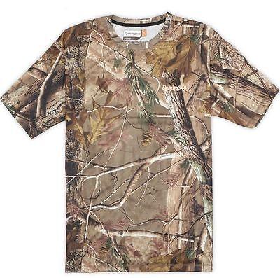 Remington Realtree Camouflage T Shirt / Hunting Camo T Shirt / Shooting T Shirt