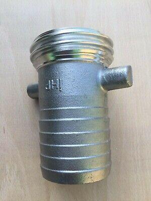 """Slurry Tanker Hose Coupling 3"""" URT waste water Slurry Vacuum Tanker water sewage"""
