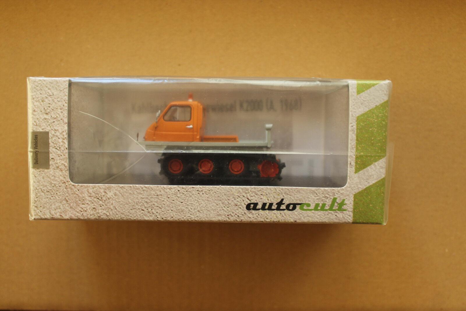 Autocult 1 43  08005 kahlbacher neige Fouine k2000 (1968)