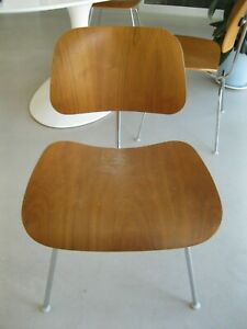 Authentic Herman Miller® Eames® Molded Plywood Dining ...