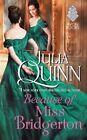 Because of Miss Bridgerton 9780062465825 by Julia Quinn Hardback