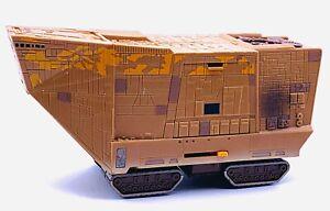Micro Machines Star Wars Jawa Sandcrawler Tatooine GALOOB