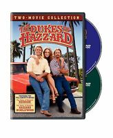 The Dukes Of Hazzard Two Movie Collection (reunion / Hazzard I... Free Shipping