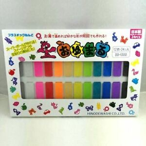 Oyumaru-Reusable-Clay-Mold-Making-Material-24pc-SET-12-colors-EDS