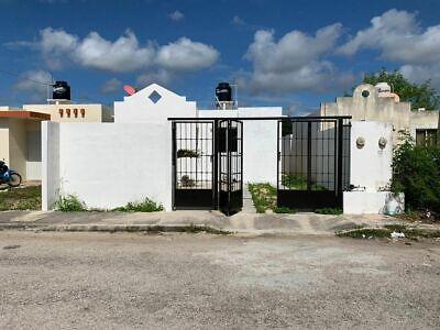 Traspaso casa en La Ceiba Caucel  2 recámaras