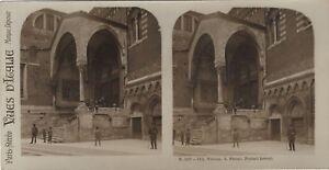 Verona S.Fermo Italia Foto Stereo Vintage Analogica