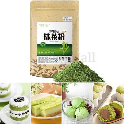 100G Matcha Powder Green Tea Pure Organic Certified Natural Premium Loose Useful