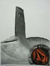 VOLCOM surf skateboard snowboard PROMOTIONAL POSTER PRINT #23 ~LIMITED EDITION~!