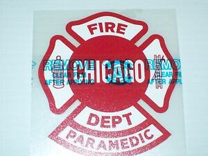 Chicago Fire Department Maltese