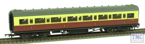 R4797 Hornby OO Gauge BR Maunsell First Class Coach S7212S Weathered